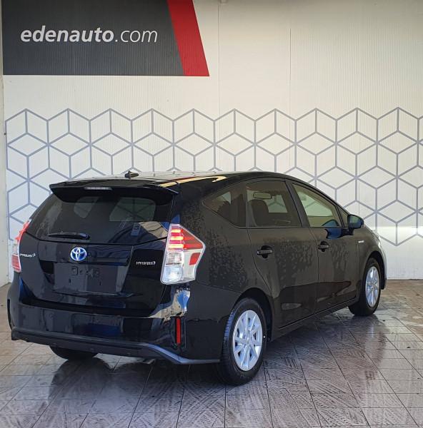 Toyota Prius Prius+ Pro 136h Dynamic Business 5p Noir occasion à Montauban - photo n°2