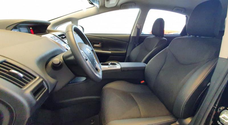 Toyota Prius Prius+ Pro 136h Dynamic Business 5p Noir occasion à Montauban - photo n°4