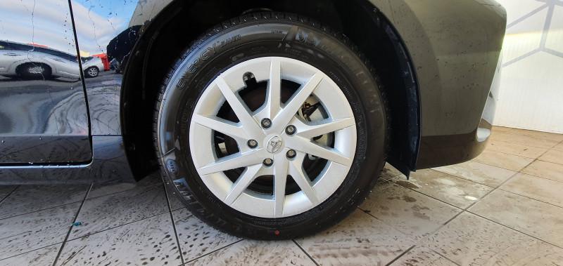 Toyota Prius Prius+ Pro 136h Dynamic Business 5p Noir occasion à Montauban - photo n°8