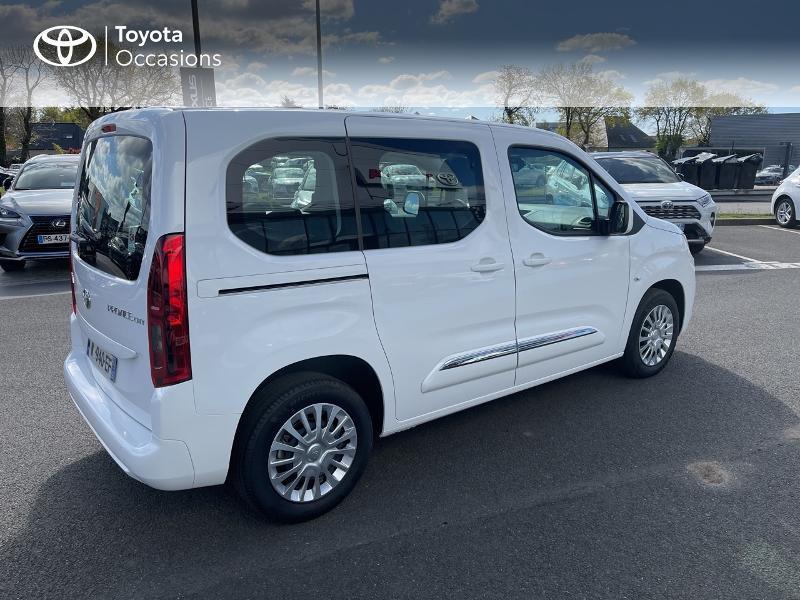 Toyota Proace Medium 1.2 110 VVT-i Dynamic RC21 Blanc occasion à VANNES - photo n°18