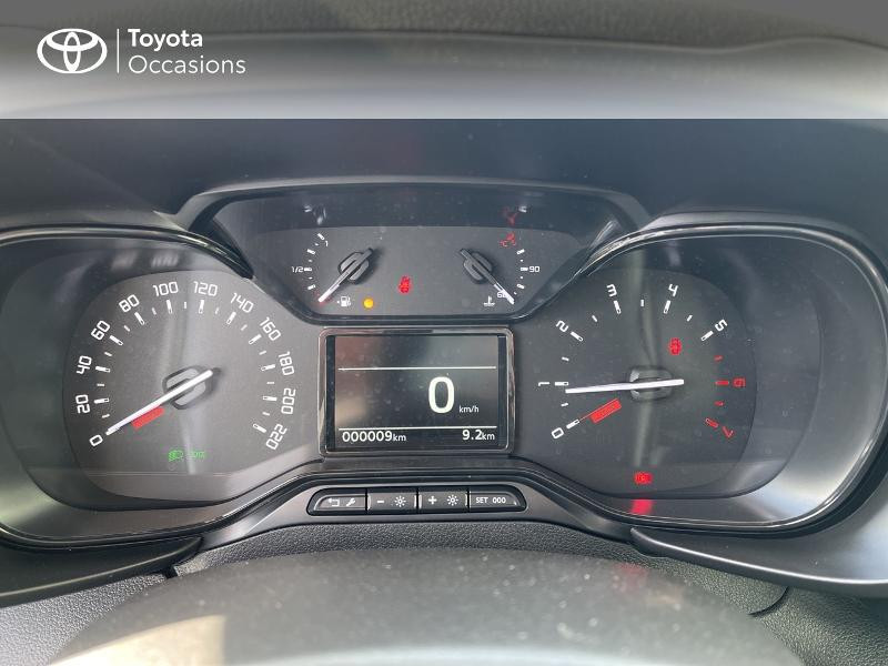 Toyota Proace Medium 1.2 110 VVT-i Dynamic RC21 Blanc occasion à VANNES - photo n°14