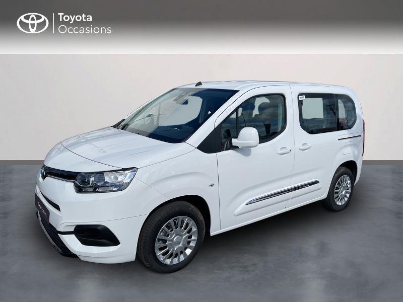 Toyota Proace Medium 1.2 110 VVT-i Dynamic RC21 Blanc occasion à VANNES