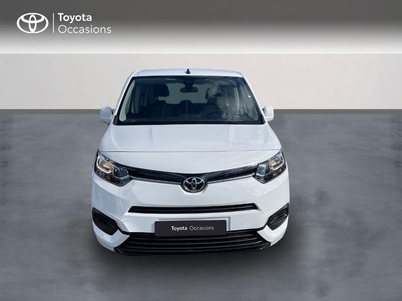 Toyota Proace Medium 1.2 110 VVT-i Dynamic RC21 Blanc occasion à VANNES - photo n°5