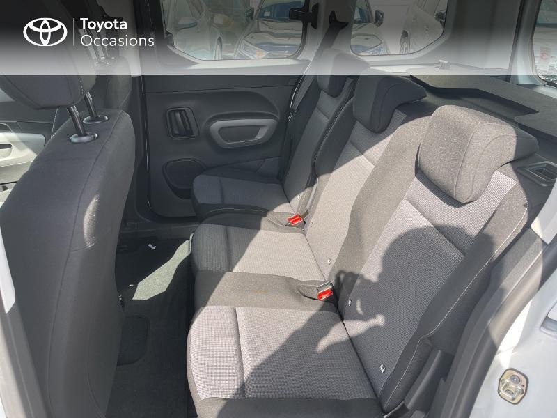 Toyota Proace Medium 1.2 110 VVT-i Dynamic RC21 Blanc occasion à VANNES - photo n°12