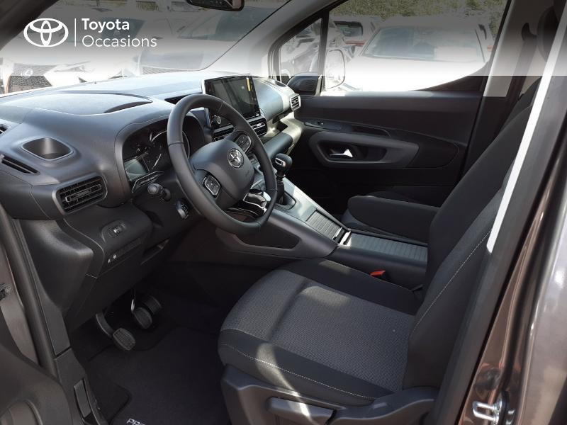 Toyota Proace Medium 1.5 100 D-4D Design RC21 Gris occasion à LANESTER - photo n°11