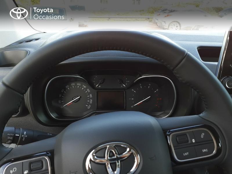 Toyota Proace Medium 1.5 100 D-4D Design RC21 Gris occasion à LANESTER - photo n°14