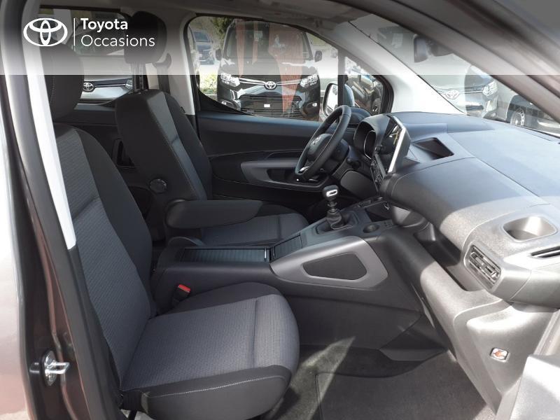 Toyota Proace Medium 1.5 100 D-4D Design RC21 Gris occasion à LANESTER - photo n°6