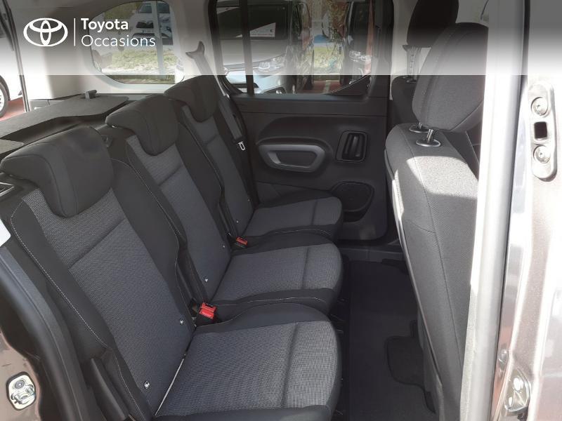 Toyota Proace Medium 1.5 100 D-4D Design RC21 Gris occasion à LANESTER - photo n°7