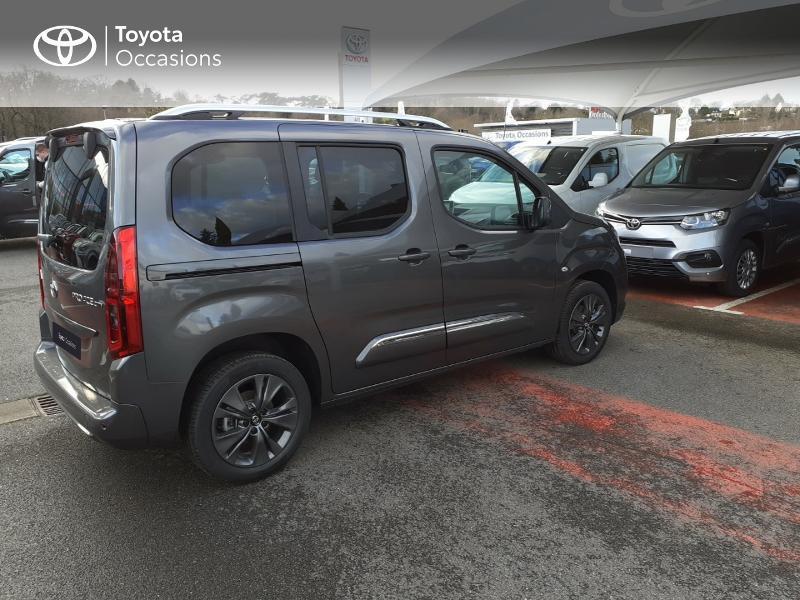 Toyota Proace Medium 1.5 100 D-4D Design RC21 Gris occasion à LANESTER - photo n°18