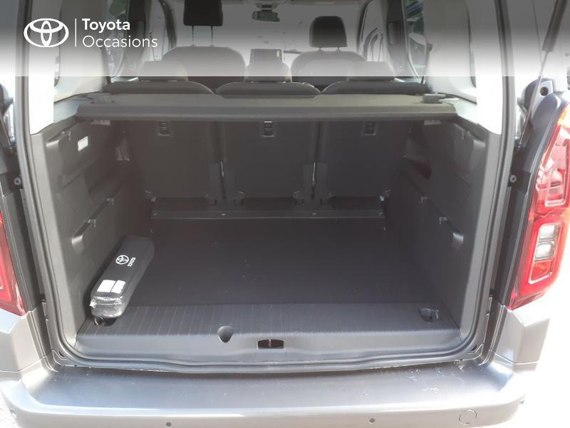 Toyota Proace Medium 1.5 100 D-4D Design RC21 Gris occasion à LANESTER - photo n°10