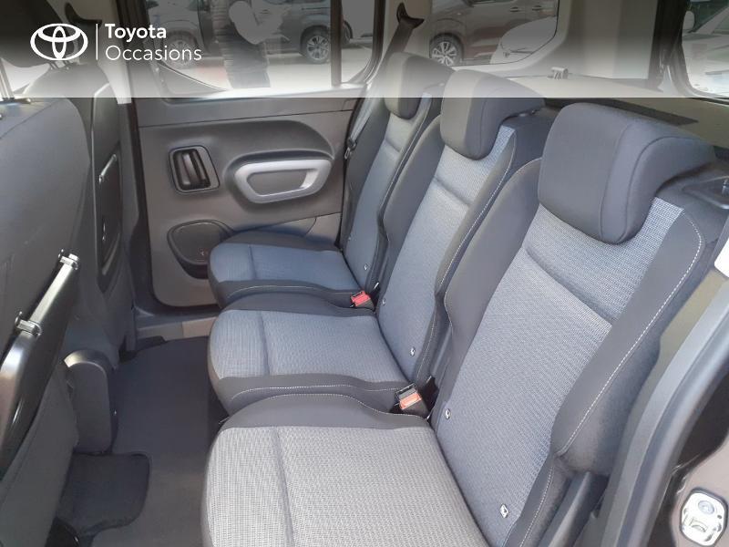 Toyota Proace Medium 1.5 100 D-4D Design RC21 Gris occasion à LANESTER - photo n°12