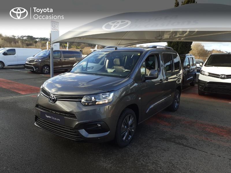 Toyota Proace Medium 1.5 100 D-4D Design RC21 Gris occasion à LANESTER