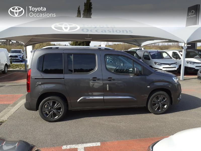 Toyota Proace Medium 1.5 100 D-4D Design RC21 Gris occasion à LANESTER - photo n°17