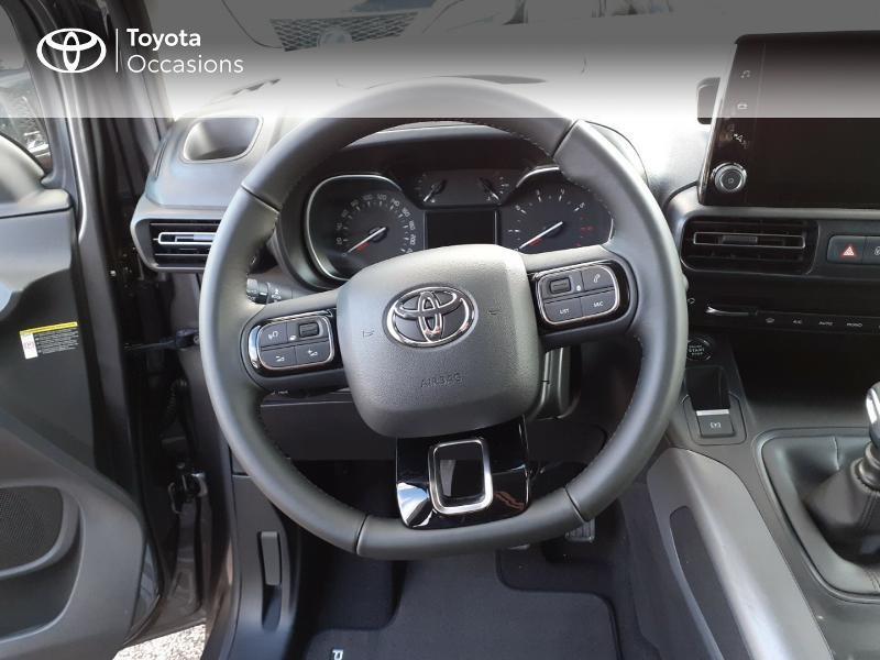 Toyota Proace Medium 1.5 100 D-4D Design RC21 Gris occasion à LANESTER - photo n°9