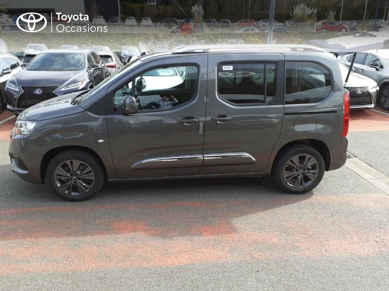 Toyota Proace Medium 1.5 100 D-4D Design RC21 Gris occasion à LANESTER - photo n°3