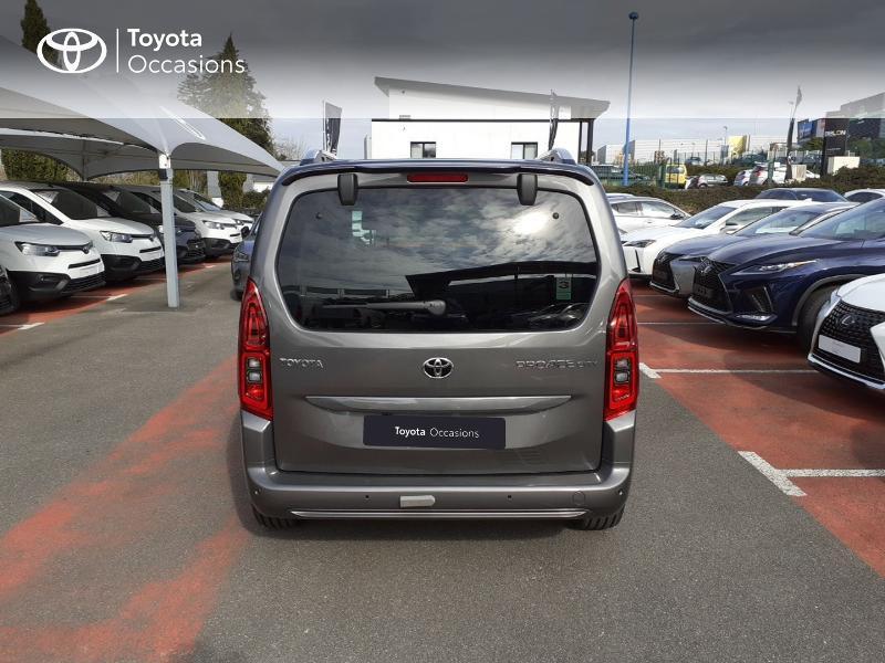 Toyota Proace Medium 1.5 100 D-4D Design RC21 Gris occasion à LANESTER - photo n°4