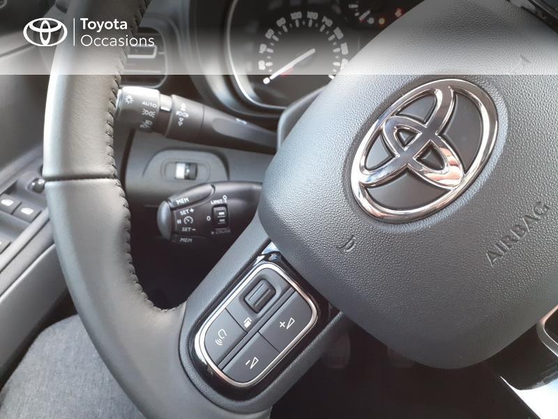 Toyota Proace Medium 1.5 100 D-4D Design RC21 Gris occasion à LANESTER - photo n°20
