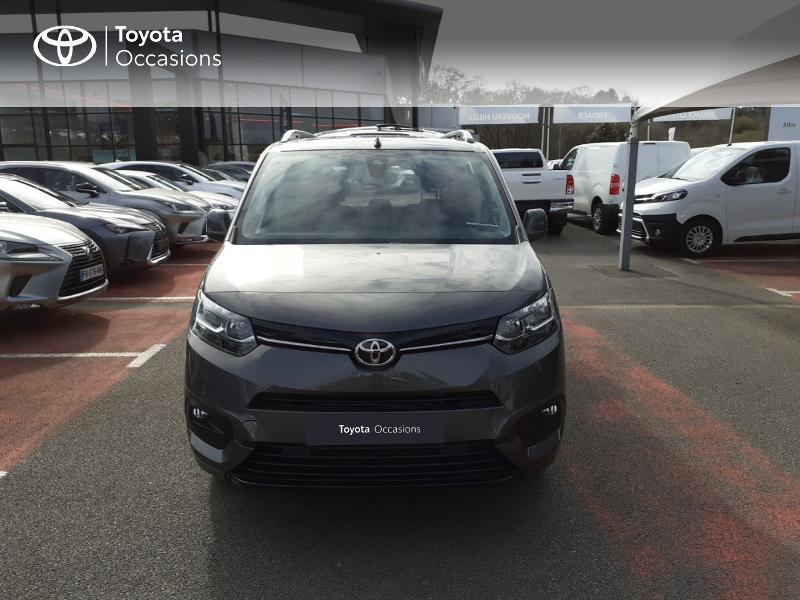 Toyota Proace Medium 1.5 100 D-4D Design RC21 Gris occasion à LANESTER - photo n°5
