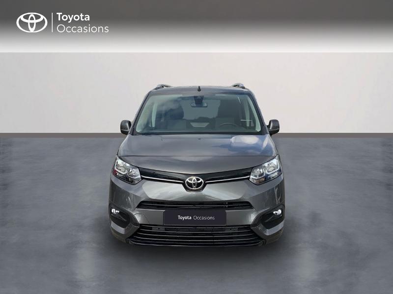 Toyota Proace Medium 1.5 100 D-4D Executive RC21 Gris occasion à Pluneret - photo n°5