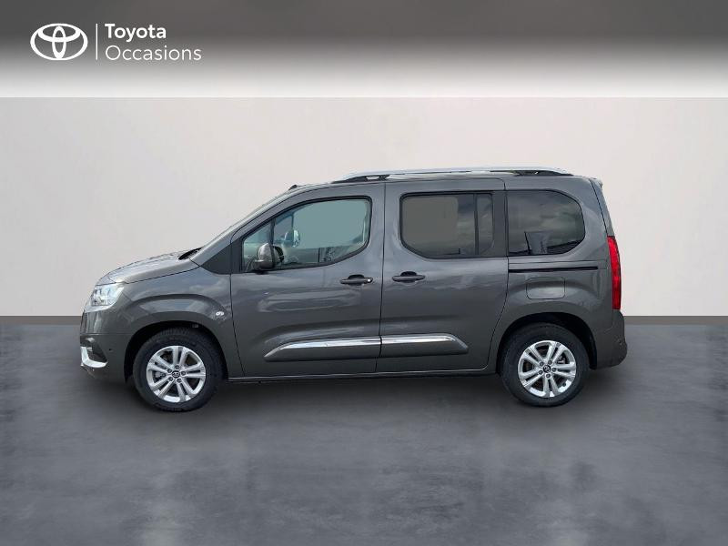 Toyota Proace Medium 1.5 100 D-4D Executive RC21 Gris occasion à Pluneret - photo n°3