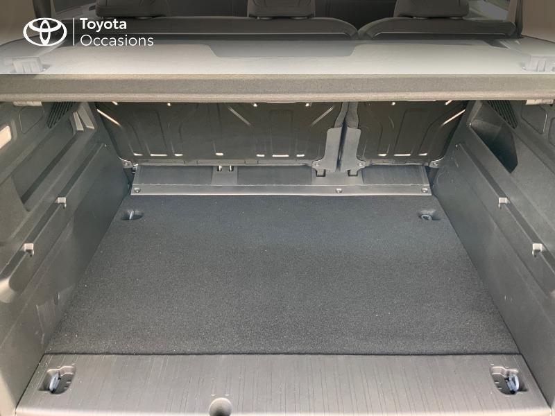 Toyota Proace Medium 1.5 100 D-4D Executive RC21 Gris occasion à Pluneret - photo n°10