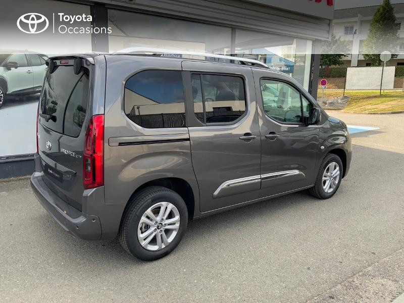 Toyota Proace Medium 1.5 100 D-4D Executive RC21 Gris occasion à Pluneret - photo n°18