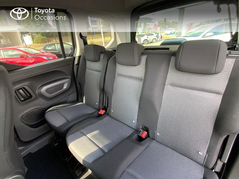 Toyota Proace Medium 1.5 100 D-4D Executive RC21 Gris occasion à Pluneret - photo n°12