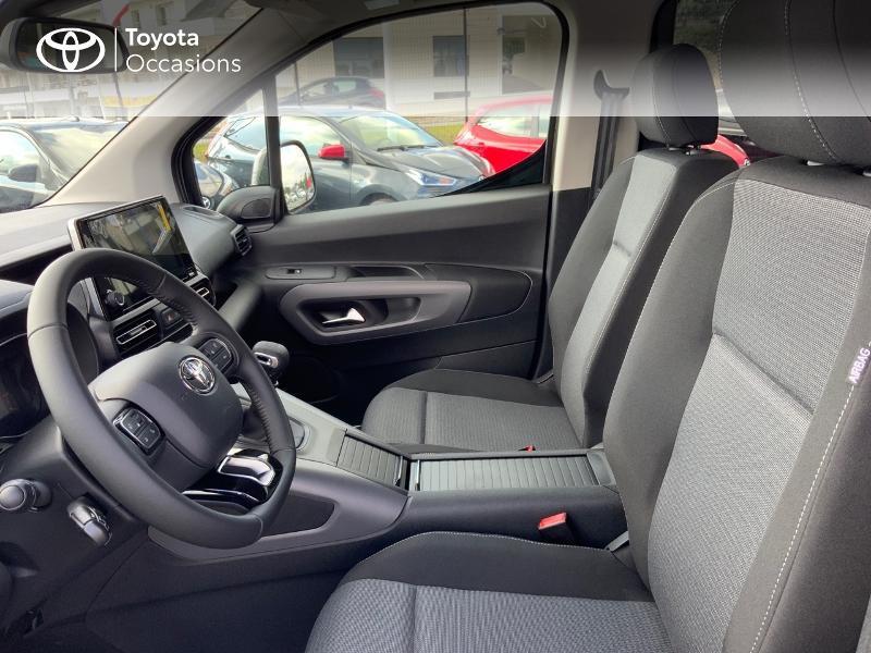 Toyota Proace Medium 1.5 100 D-4D Executive RC21 Gris occasion à Pluneret - photo n°11