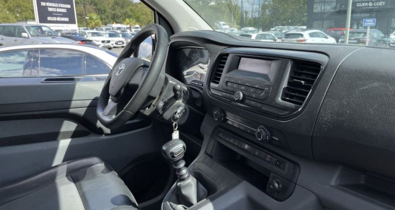 Toyota Proace MEDIUM 115 D-4D DYNAMIC Blanc occasion à GUER - photo n°5