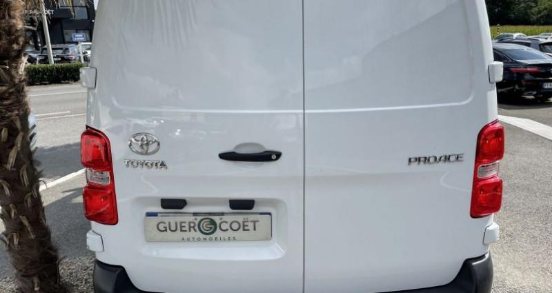 Toyota Proace MEDIUM 115 D-4D DYNAMIC Blanc occasion à GUER - photo n°4