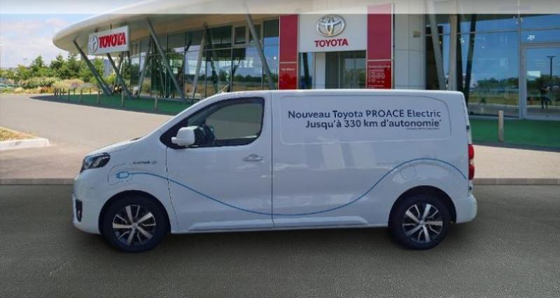 Toyota Proace Medium 75kWh Business Electric Blanc occasion à Hoenheim - photo n°3