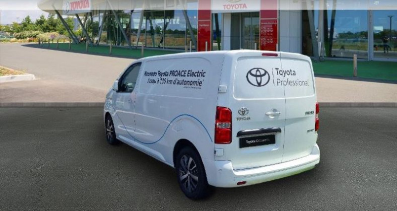 Toyota Proace Medium 75kWh Business Electric Blanc occasion à Hoenheim - photo n°2