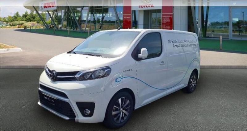 Toyota Proace Medium 75kWh Business Electric Blanc occasion à Hoenheim