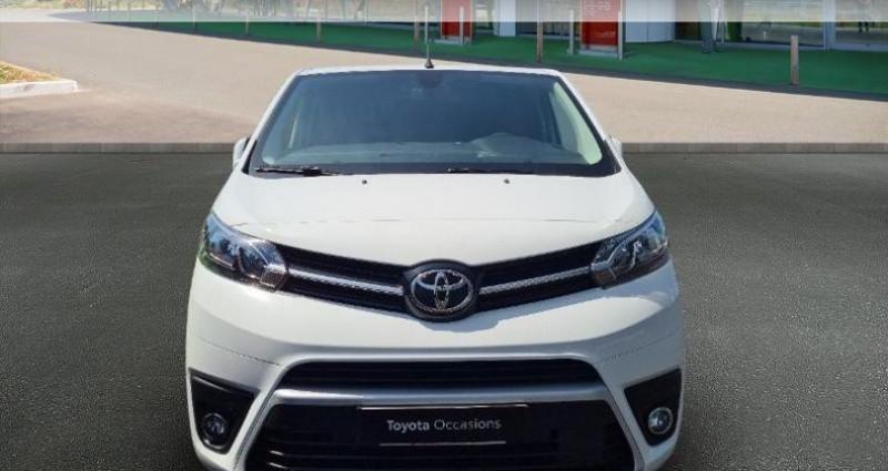 Toyota Proace Medium 75kWh Business Electric Blanc occasion à Hoenheim - photo n°5