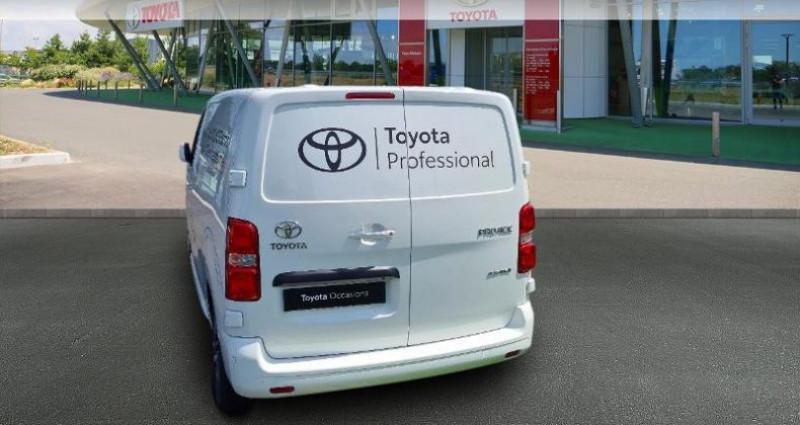 Toyota Proace Medium 75kWh Business Electric Blanc occasion à Hoenheim - photo n°4