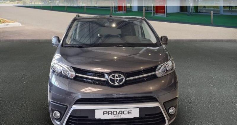 Toyota Proace Medium Electric 75kWh Executive Gris occasion à Hoenheim - photo n°5