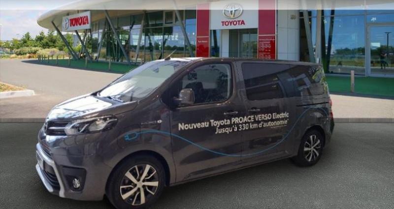 Toyota Proace Medium Electric 75kWh Executive Gris occasion à Hoenheim - photo n°3