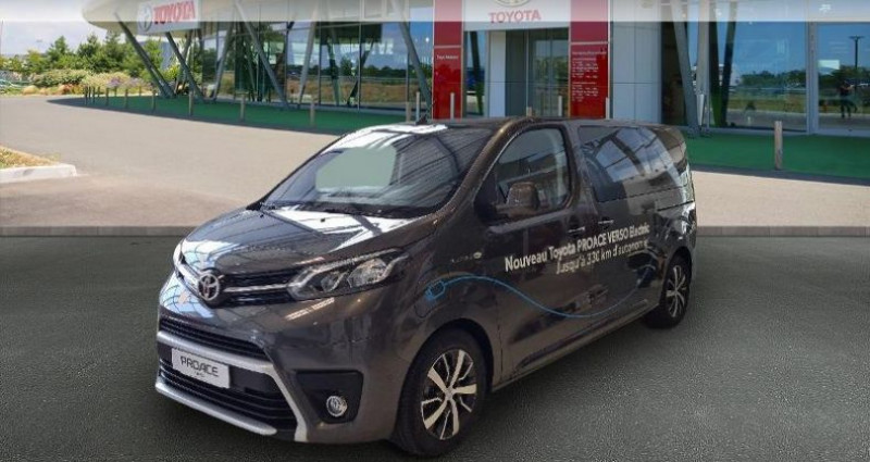 Toyota Proace Medium Electric 75kWh Executive Gris occasion à Hoenheim