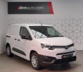 Toyota Proace PROACE CITY MEDIUM 1.5L 100 D-4D BVM5 BUSINESS 3p Blanc à PERIGUEUX 24
