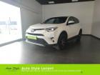 Toyota RAV 4 143 D-4D Design 2WD Blanc 2016 - annonce de voiture en vente sur Auto Sélection.com