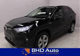 Toyota RAV 4 Noir, garage BHD AUTO à Biganos