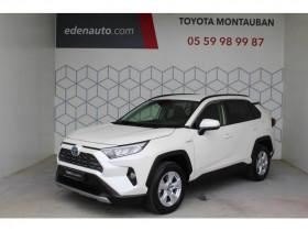 Toyota RAV 4 occasion à Montauban