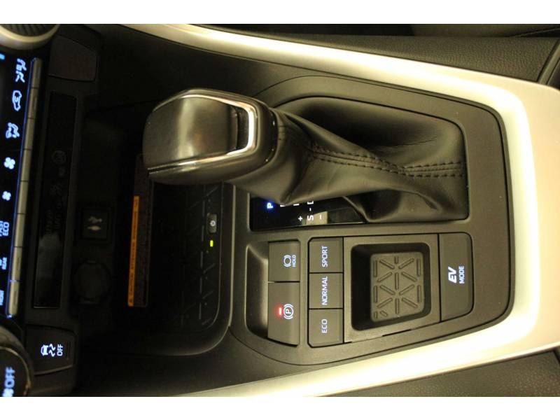 Toyota RAV 4 HYBRIDE 218 ch 2WD Dynamic Blanc occasion à Cahors - photo n°8