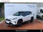 Toyota RAV 4 Hybride 218ch Collection 2WD Blanc à Libourne 33