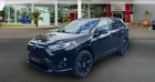 Toyota RAV 4 Hybride 222ch Black Edition AWD-i MY21 Noir à Challans 85