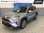 Toyota RAV 4 Hybride 222ch Lounge AWD-i Gris à Saint-Quentin 02