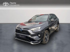 Toyota RAV 4 Hybride Rechargeable 306ch Collection AWD Gris à CASTRES 81