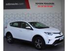 Toyota RAV 4 LCA PRO 143 D-4D 2WD Dynamic Business Blanc à Toulouse 31