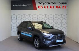 Toyota RAV 4 occasion à Toulouse