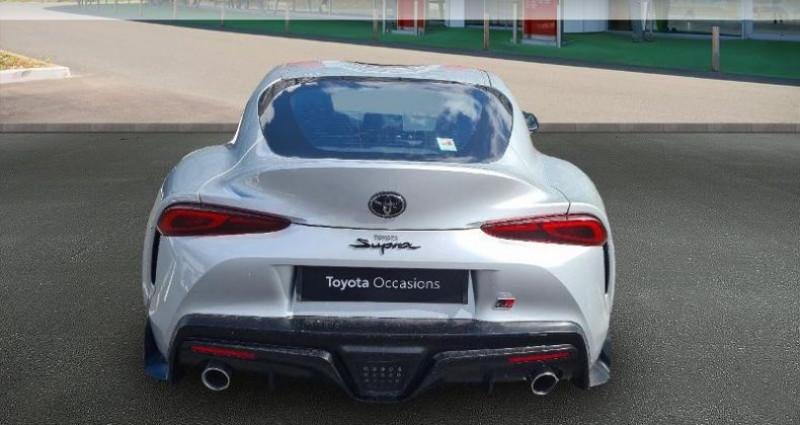 Toyota Supra 2.0 258ch Pack Premium Gris occasion à Hoenheim - photo n°4